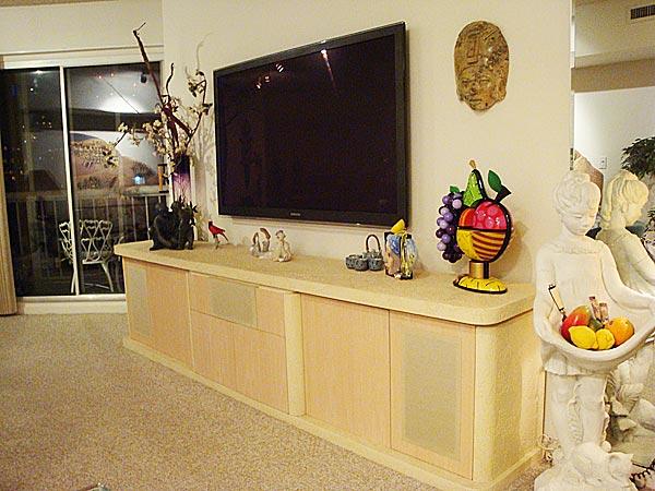 LED TV Surround Sound System